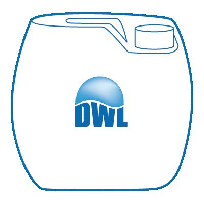DWL water Jerrycan