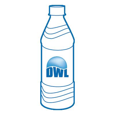 Dwl Water Pet Bottle